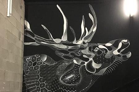 Exposition au Palais de Tokyo