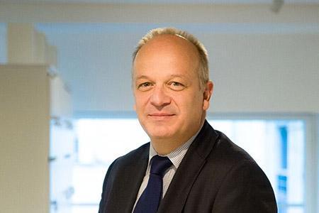 Nicolas Chaine : Directeur Général de transition