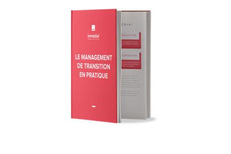 Livre immédia! Le management de transition en pratique
