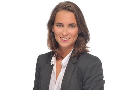 Eva Simon : Chargée de communication